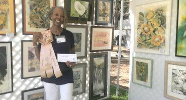Beverly Hills Art Show – 3rd Place Winner