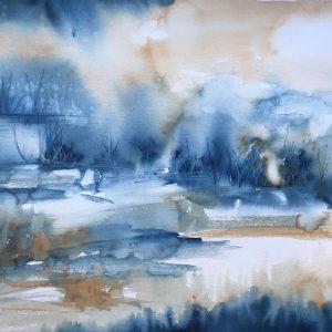 Impressionistic-landscape-II