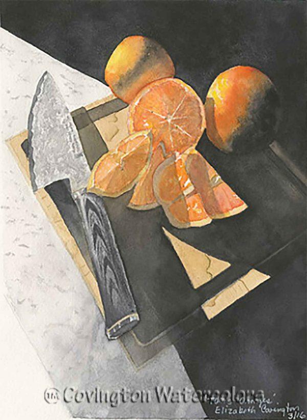 Tom's Oranges