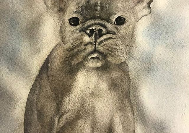 Get Gorgeously-Rendered Animal Watercolors & More From Covington