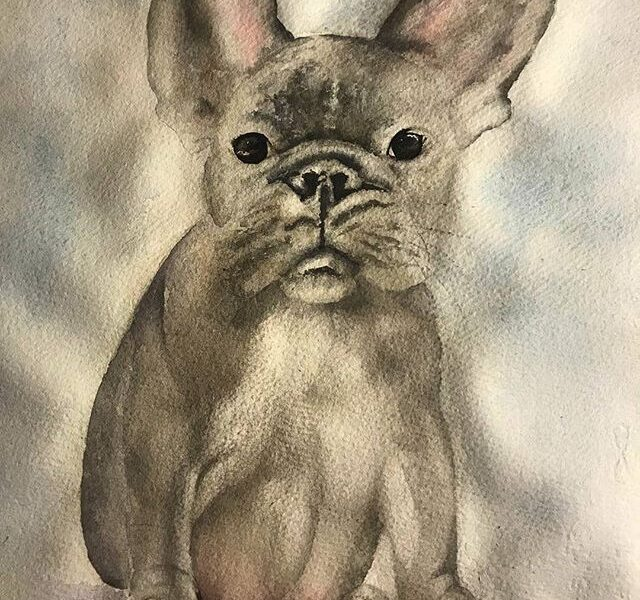Adorn Your Home with Expressive Animal Watercolors