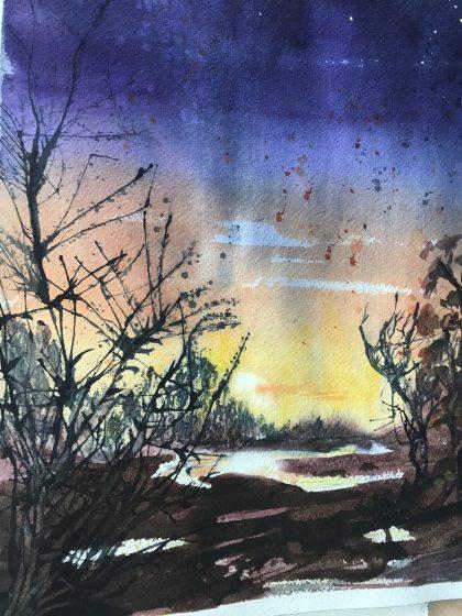 Desert_Evening