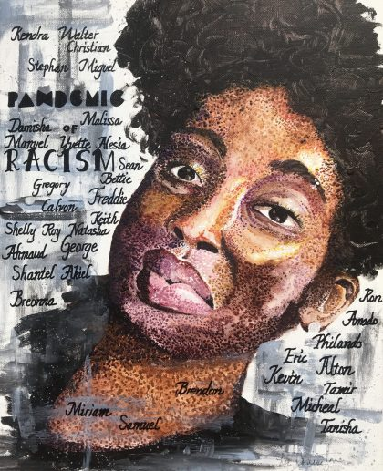 Pandemic of Racism